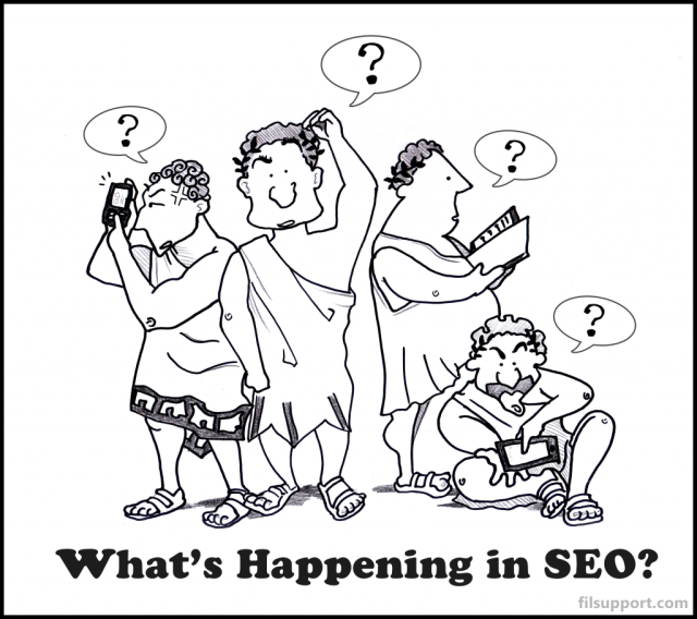 Confusion in SEO?